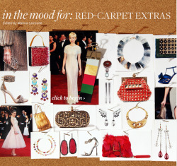 We're in the mood for red-carpet extras from Lanvin, The Row, Marchesa, and more. What are some of your Oscar winner predictions?