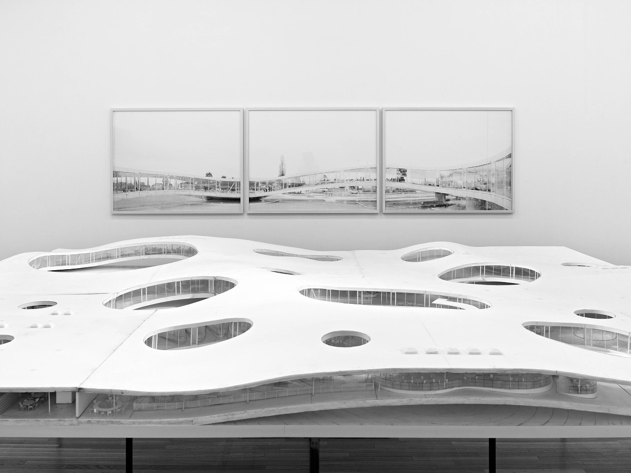 © SANAA - rolex learning center, EPFL - switzerland - 2010
