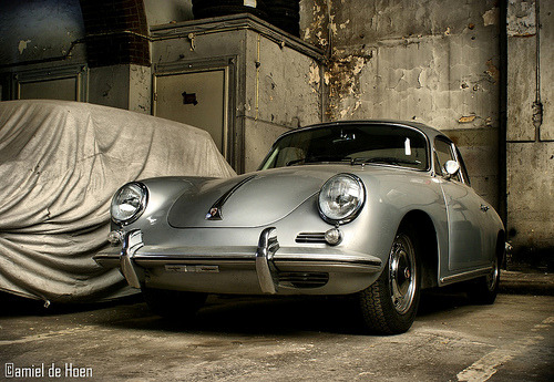 givemecars:  Porsche 356 B Coupe (by Camiel de Hoen)