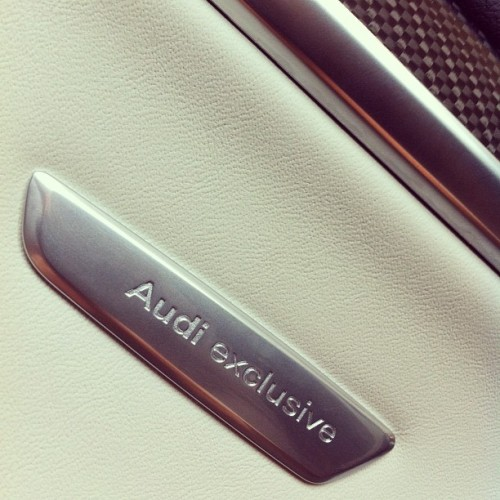 #Audi #Exclusive #S5 (Taken with Instagram at Audi Wilsonville)