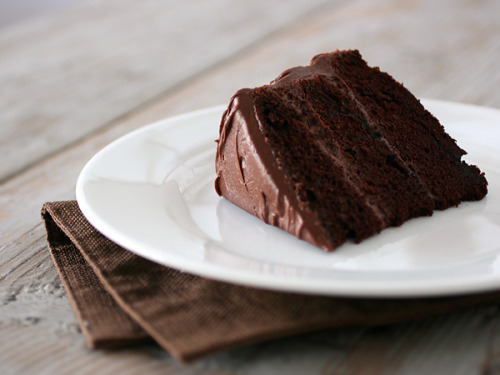 THAT chocolate cake recipe! (recipe)