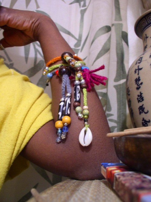 Market Treasure Beads.. adorn yourself..