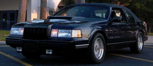 Lincoln Mark VII SVO