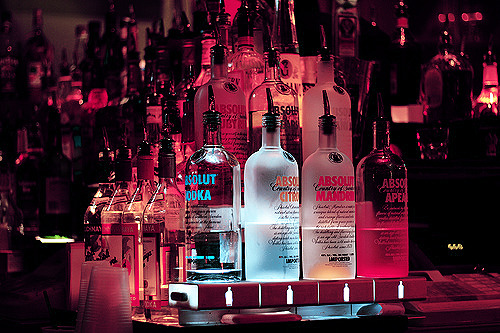 dailyluxury:  Bar equip.