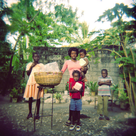 "If You Teach A Man To Photograph: Haiti, As Seen By Haitians ""When you see what Haitians think is beautiful to photograph, important, profound,"" [Maggie Steber] says, ""you learn more about them than anything an outsider can show you. And they do it better because it is so intimate."""