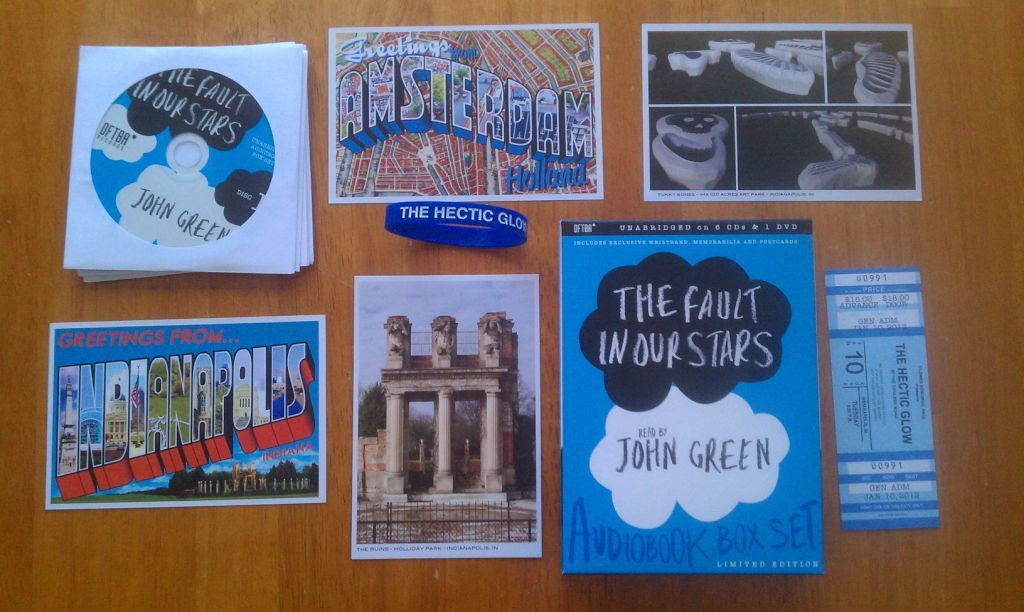 vondell-swain:  itfeelslikegold:  I got my TFIOS audiobook!! It's so pretty.  hey, did you guys know I designed two postcards for the official TFIOS audiobook box set? I don't think I told anybody yet. but yeah, there they are!  Oh man its coming soonnnnn