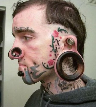Craziest Piercings EVER