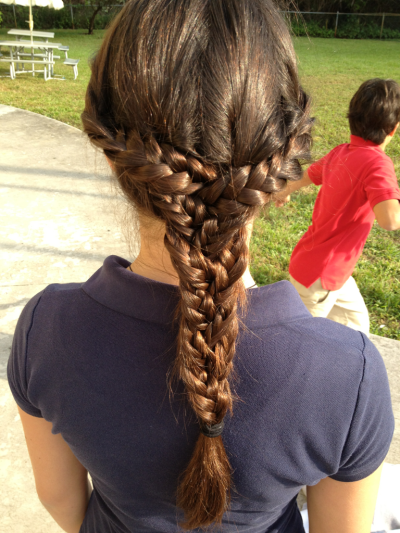 pumped-up-slutz:  Triple fishtail take 2
