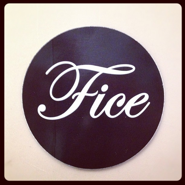 Fice (Taken with instagram)http://www.ficemusic.com/
