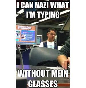 pleatedjeans:  The Hipster Hitler Meme