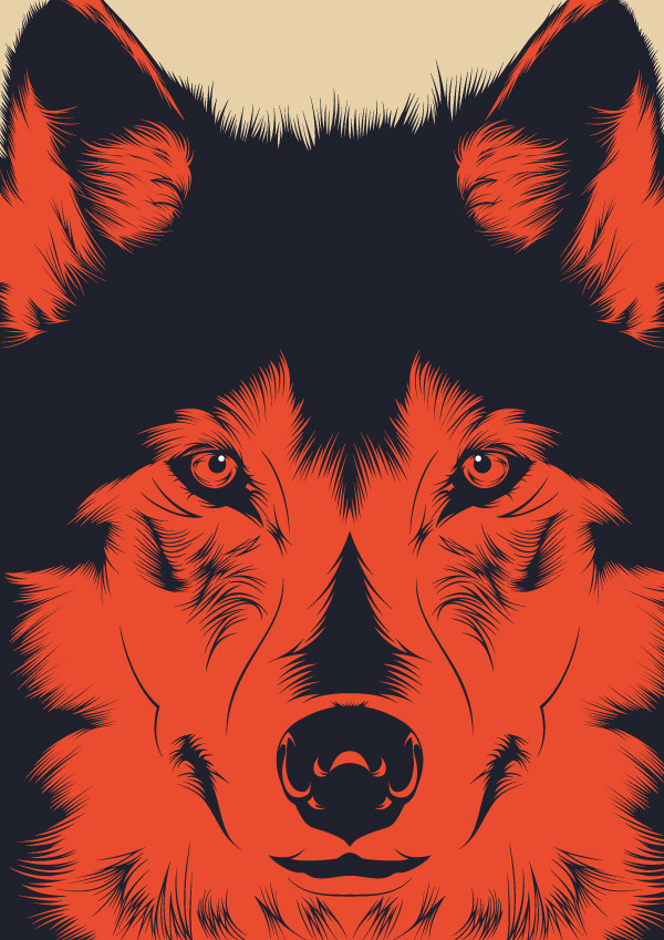 """Wolf"" CranioDsgn  (Spain) via Curioos"