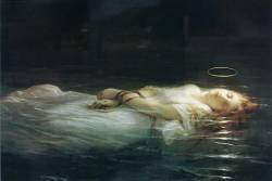 Paul Delaroche, The Young Martyr