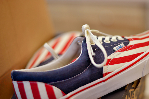 vans of the usa