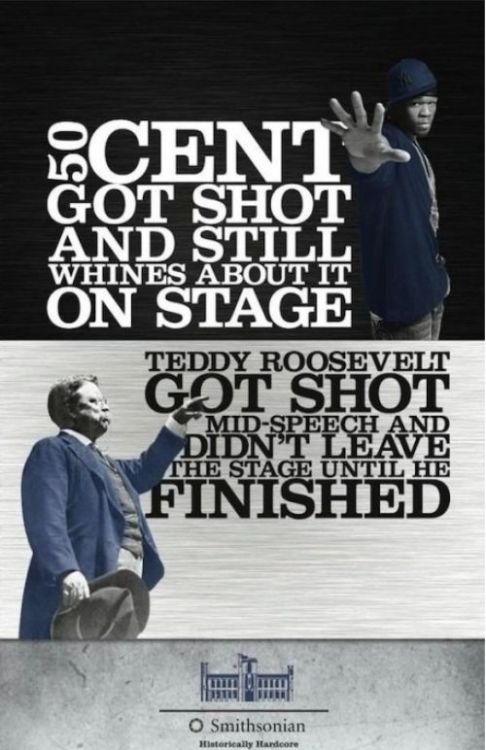 Teddy Roosevelt: Ultimate Badass