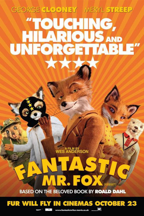 "11 Movies I Couldn't Stop Watching In 2011: 4. Fantastic Mr. Fox  ""I just want to see… a little sunshine."" ""But you're nocturnal, Phil. Your eyes barely open on a good day."" ""I'm sick of your double talk, we have rights!"""