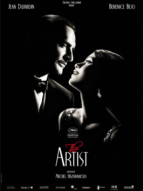 The Artist i want to see this! (it's a silent movie:)