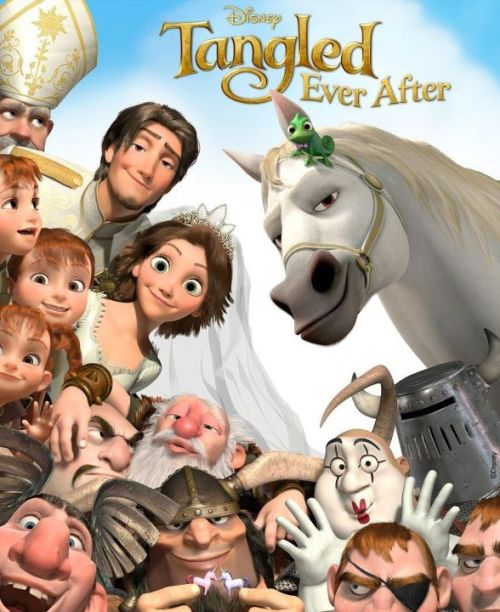 Tangled Ever After - Poster