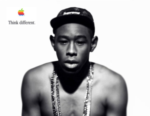 """Think Different"""