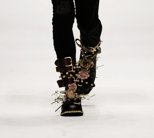 STILL freaking out over these J.W. Anderson boots. Too bad they were sold out before I got my paws on them.