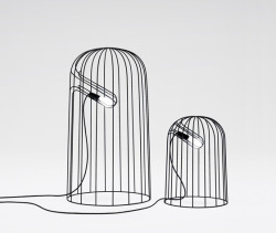 Think Black Lines - Designed by Nendo. via We Heart.