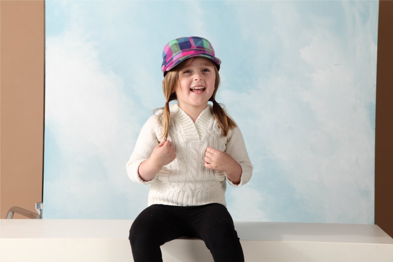 Friday on zulily: Cap your cool girl's curls with David & Young Hats' newsboys, warm beanies and faux-fur earmuffs.