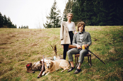 Bentley and B. and S. Gosvener by Parker Fitzgerald on Flickr.