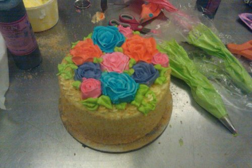 another one of the cakes ive made =)