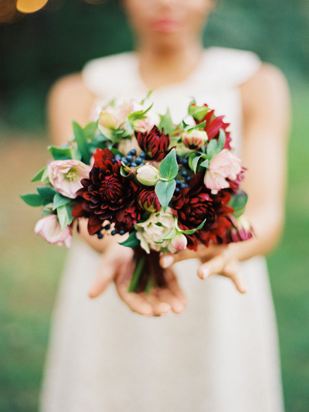 Bouquet designed by JMFlora Design and captured by Amelia Johnson.
