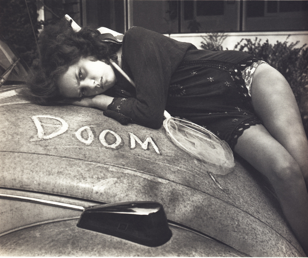 suicideblonde:  At Twelve: Portraits of Young Women by Sally Mann, 1983-1985