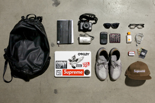 hypebeast:  Essentials: Nick Joseph