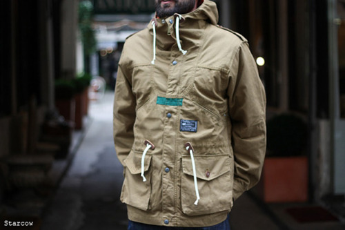I want this coat.
