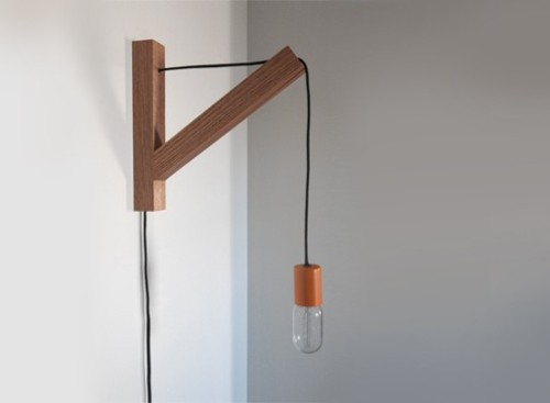 wall lamp by Dino Sanchez