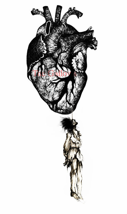 Gallows (hang from your heart tattoo idea, any ?