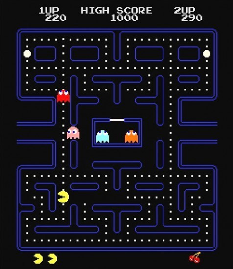 pac man! i love eighties