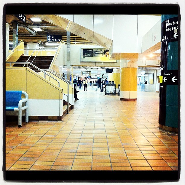 Friday morning at Union Station (Taken with instagram)