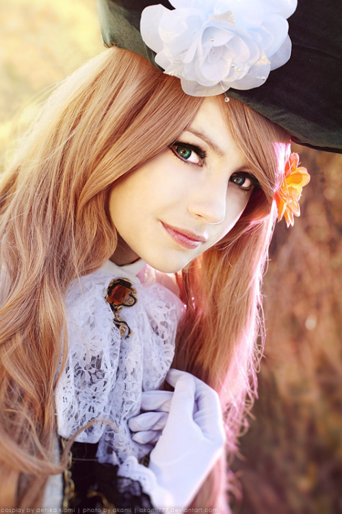 Hungary (Elizaveta Hedervary) from Hetalia: Axis PowersCosplayer: DenikaKiomiPhotographer: aKami777