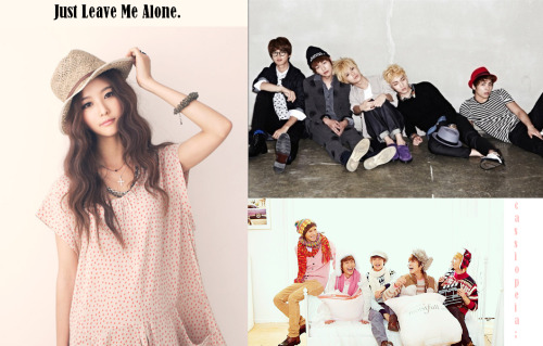 Just Leave Me Alone - onew shinee taemin you - main story image