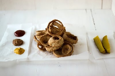 (via Always With Butter: Baked Onion Rings)  These look amazing!!!