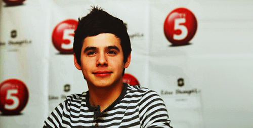 "interaksyon.com: David Archuleta looks forward to more fun in the Philippines Tokwa't baboy, sisig, and papaitan. Plus, taking a jeepney ride the second time around. These are just some of the things that David Archuleta of American Idol fame loves about the Philippines. Despite arriving early morning today, David Archuleta showed up looking fresh and cheerful in a long-sleeved striped t-shirt and jeans at the contract signing held just before noon at Edsa Shangri-la Hotel for his much-talked about teleseryeproject with TV5. Joining him were the network's President and CEO, Atty. Ray C. Espinosa, and EVP and COO Bobby V. Barrero. At the press conference held after the signing, David continued to charm members of media—just like he did to waiting fans at the airport earlier—with his smiling face and his being game to answer all questions, even giving in to posing for personal pictures with his interviewers. He was joined by TV5 VP for Entertainment Percy Intalan. It's that sense of being relaxed and easy in the company of Filipinos, he said, that moved him to accept the TV5. ""I've never really done things with acting other than appear as myself and do cameo roles in TV shows like Hanna Montana or iCarly. But you know, I may not be this 'pro-actor' but I felt like it would be a really great new experience to try it and especially here in the Philippines because I just really feel comfortable with the people over here. The fans have always been very warm here and that's why I thought it would be a more comfortable experience."" Before going to Manila, the 21-year-old singer took a crash course in acting in LA. Archuleta will be appearing with homegrown Kapatid talents Jasmine Curtis-Smith and Eula Caballero in a mini-series called Nandito Ako. He will play Josh, who is an international singer of Fil-Am lineage. Josh was born and raised in the Philippines until he was five years old and when he lost his mother in a hotel fire. Josh returns to the Philippines to find out what really happened to his mother as well as find out who was the little girl he encountered during the fire. Since Josh is Fil-Am, Archuleta will be delivering his lines in English. Nandito Ako is inspired from the hit song popularized by singer-composer Ogie Alcasid. At the presscon, Intalan revealed that as a treat to fans, Archuleta will also be singing Nandito Ako as the teleserye's theme song. His stint with TV5 will be his last project before he takes his break from the music industry to go on a two-year religious mission for the Mormon Church. In late 2011, Archuleta announced that he would take a leave of absence from performing to devote two years to his church. His last show was the during the last leg of his My Kind of Christmas Tour held December 22 in Beaver Creek, Colorado. Archuleta said that he had enough time to fit in the TV5 project just before he embarks on his church mission. On why he chose to be in the Philippines just before he goes on leave, Archuleta revealed, ""For me, when it comes to liking any place, it always has to do with the people. In any place, that's what I remember the most especially here in the Philippines where the people are just very gracious and very friendly and just simple as well. And that's very neat. Every time I'm here, it's always been just a really great and amazing experience. ""Usually, I'd do something that I really love and that I'm used to and am comfortable with, like singing. But when it came to this new experience of acting to this extent, that's when I felt that—even in the past when I would say, 'no, I don't know. I'm not ready for that yet'—I'd feel comfortable doing it here. I think it's also very special that I get to do it before I do leave for two years."" When asked about what he thinks of the Department of Tourism's newly launched slogan, ""It's more fun in the Philippines,"" Archuleta quickly replied, ""Airport. ""Yeah, I could say that. It's always a blast for me when I come here."" Archuleta said he's looking forward to another great time especially since he'll be working with actors his age. At the airport, Jasmine and Eula welcomed the singer. ""I got to talk to them and I look forward to getting to work with them. They were very nice. It'll be fun to work with people my age. I've always wanted to do that. It's a fun energy to have."" Archuleta will be in town for three weeks. According to Intalan, shooting will be done mostly in Manila and in nearby areas like Batangas. Meanwhile, Archuleta says that although he has a tight schedule, he'll also make sure he gets to enjoy his time being in the country. ""I'm looking forward to try more of the Filipino cuisine,"" he says, remembering the foods he enjoyed in his previous visits, ""Tokwa't baboy. Sisig, which is yummy."" And ""Papaitan. It was good."" As well as taking another jeepney ride—he can't forget the jeep with Disney characters that he rode in. After filming Nandito Ako, Archuleta is all set to depart to the assigned place for his missionary work. But fans, he says, need not be disheartened. ""I'm not just going to leave like that. I'll still be making songs. I want to make sure that I will still be giving something to my fans. Two years goes by too fast, it's been four years since American idol. It's a part of my life and it's an important decision that I've always wanted to do with my life. Certainly, there are projects already lined up that I'll be doing when I get back."" Source"