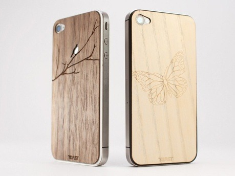 Toastmade: Handcrafted, engraved wood iPhone cases, made and designed in Portland. (@toastmade)