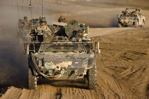 Dutch troops in Uruzgan, Afghanistan - ANP