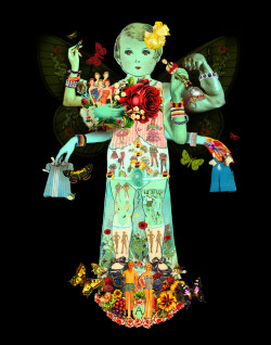 paperdoll (power in a union), 2007