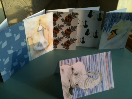 6 Lovely greeting cards available at Culture Label