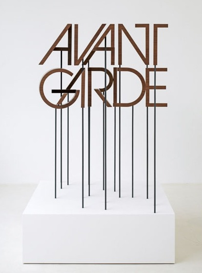 mini-mal-me:  Avantgarde, 2008 by Damien Roach