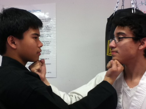 Lien and Orlando face off!
