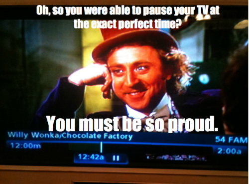 knowyourmeme:  Uh huh, good job. KYMdb - Condescending Wonka