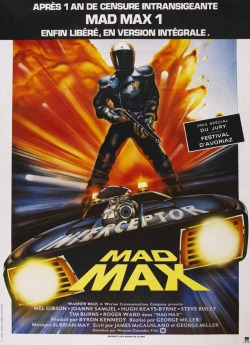 fuckyeahmovieposters:  Mad MaxSubmitted by Picture & Video