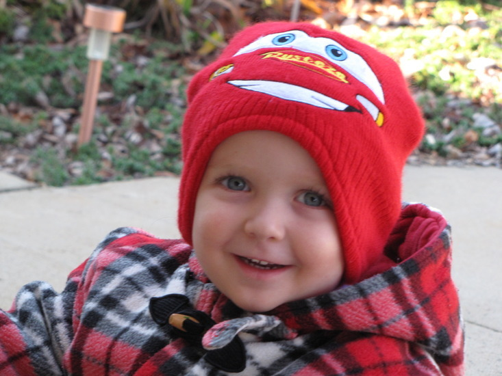 This week's Cutie Contest winner is all bundled and loving it! Have you checked out the zulily Cutie Photo Contest? Submit a snap of your little one here for a chance to win.