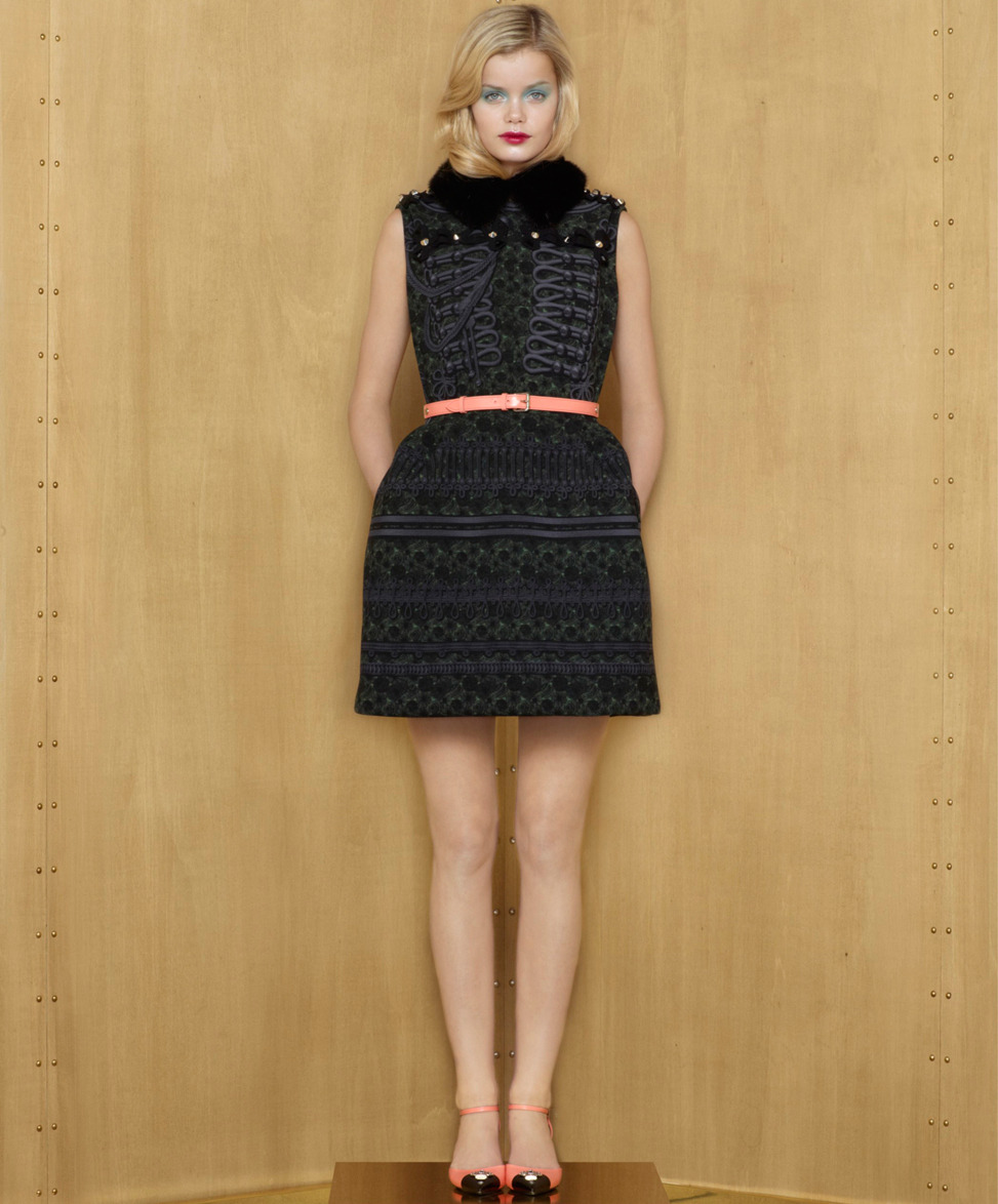 With its whimsical details, the Louis Vuitton prefall collection is an absolute delight.