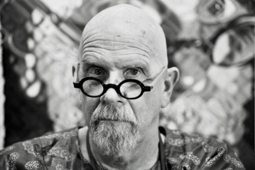 GAH! Check out highlights from my chat with the LEGENDARY Chuck Close from LOVECAT Magazine's Art Issue. He spills on working with Kate Moss, '70s in NYC, loathing 'Work of Art' & more. READ MORE